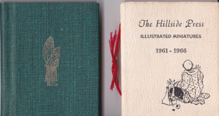 Bibliography of the Hillside Press with Twenty-five Woodcuts and other Illustrations. Frank Irwin.