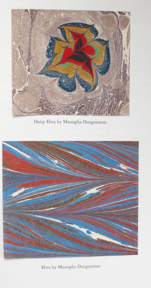MARBLING: A HISTORY AND A BIBLIOGRAPHY. Phoebe Jane Easton.