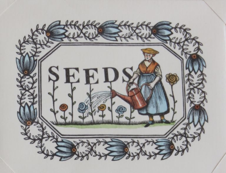 Borrowed Seeds. Sandy Connors.
