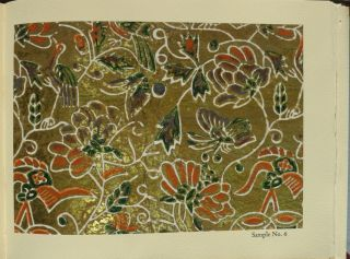 CHINESE DECORATED PAPER. Hans Schmoller