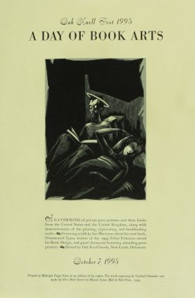 Three broadsides with color wood engravings:
