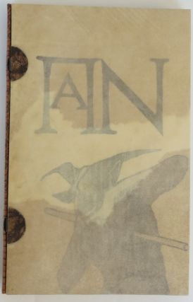 EIGHT WOOD ENGRAVINGS ON A THEME OF PAN. Pennyroyal Press