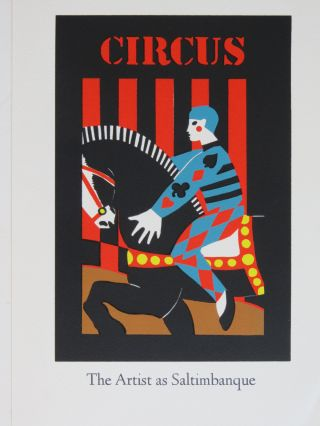 CIRCUS: The Artist as Saltimbanque. Shanty Bay Press