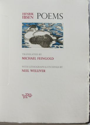 POEMS. Translated by Michael Feingold.
