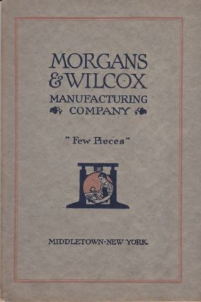 Composing-Room Materials, Labor-Saving Devices, Machinery, etc. Morgans, Wilcox