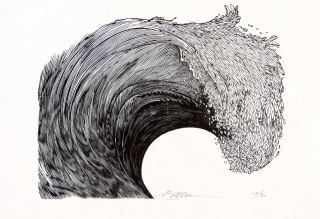 100 Wood Engravings by Barry Moser for the Arion Press Edition of Moby-Dick. Barry Moser