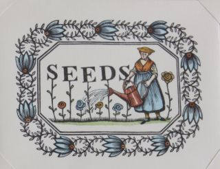 Borrowed Seeds. Sandy Connors
