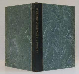 A CATALOGUE OF BOOKS BOUND BY S. T. PRIDEAUX BETWEEN MDCCCXC and MDCCCC WITH TWENTY-SIX...