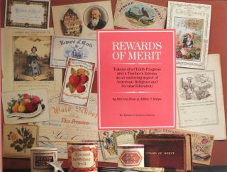 A group of 14 Rewards of Merit.